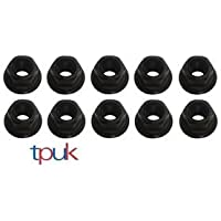 Transit parti UK transito dado ruota MK4 MK5 16 mm 1991 – 2000 set di 10 M16 130 160 & 190 6667020
