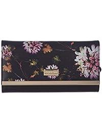 Satya Paul Women's Wallet (Black)