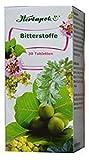 Bitterstoffe, 30 Kräutertabl. - regen Verdauung, Stoffwechsel an, entkrampfen, bei Mangel an Verdauungssäften, schwacher Verdauung, für gute leichte Verdauung,