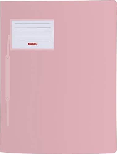BRUNNEN Schnellhefter A4 Pastell rosa FACT!