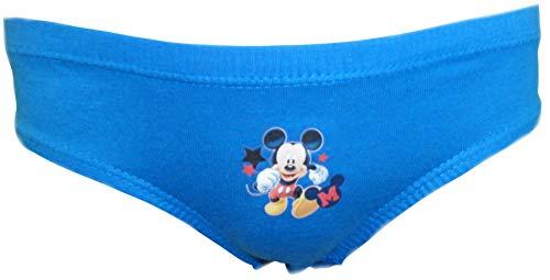Disney Calzoncillos Mickey Mouse M para niños de 6 PK