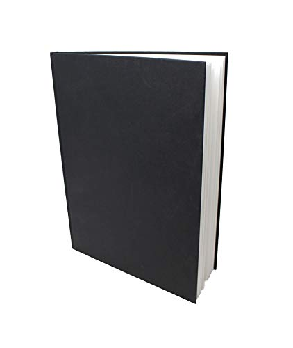 Artway Studio - Skizzenbuch mit festem Einband - säurefreies Papier - Hardcover - Hochformat - 46 Blatt mit 170 g/m² - A4 Hochformat - 297 x 210 mm -