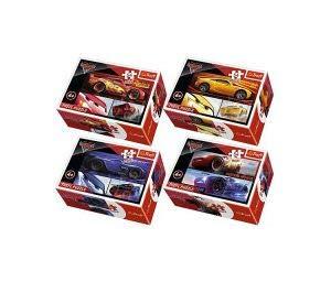 TREFL 54160 Puzzle Puzzle - Rompecabezas (Puzzle Rompecabezas, Dibujos, Niños, Cars 3, Niño/niña, 4 año(s))