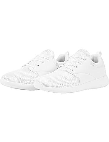 Urban Classics Damen und Herren Light Runner Shoe, Low-Top Sneaker