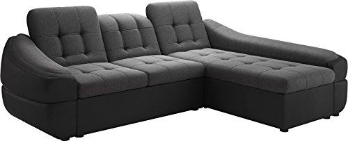 canape-dangle-design-en-tissu-et-simili-cuir-avec-meridienne-angle-droit-coloris-gris-et-noir