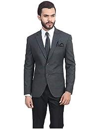 MANQ Men's Slim Fit Formal Blazer - 10 Colors