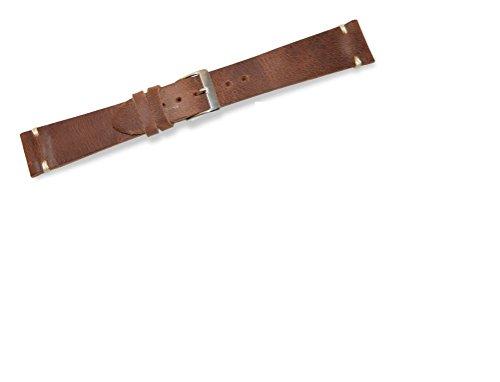 fluco-piel-banda-used-look-shabby-chic-color-marron-22-mm-mano-vernaht-fabricado-en-alemania