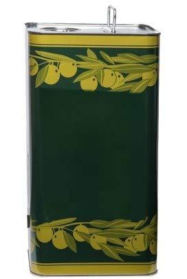 Olio extravergine di oliva siciliano (5 litri)