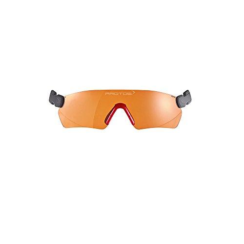 Preisvergleich Produktbild Protos Integral Schutzbrille (Orange)