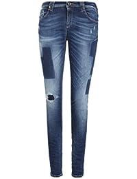 Amazon.fr   Emporio Armani - Jeans   Femme   Vêtements e25e9a127ce0