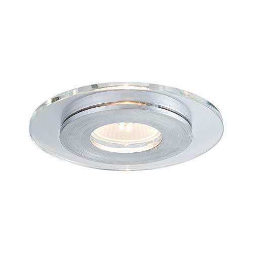 Paulmann 927.26 Premium EBL Set single Shell LED 3x3,5W 230V GU10 120mm Alu gebürstet 92726 Spot Einbaustrahler Einbauleuchte