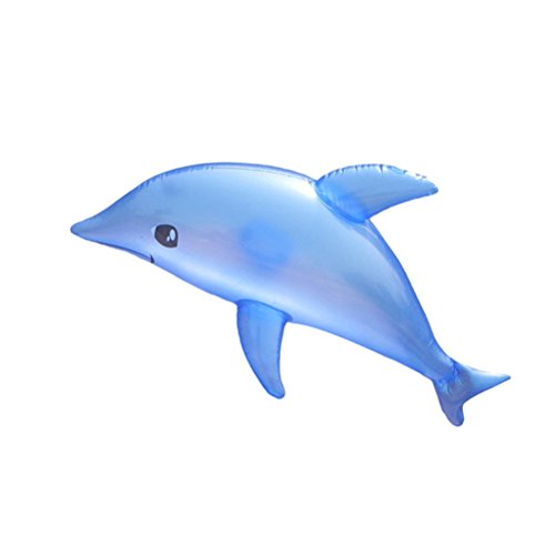 TOYMYTOY Aufblasbares Delphin Spielzeug 3pcs | Schwimmbad - -