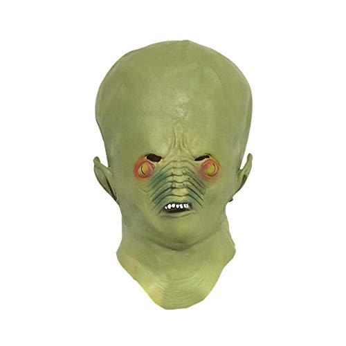 n Maske Star Wars Horror Masquerade Bar Latex Kopfbedeckung ()
