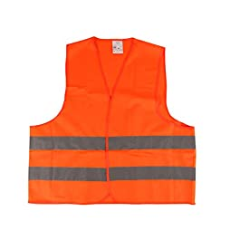 APA 86054Giubbotto di Sicurezza EN 471, Arancione