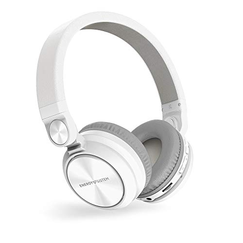 Headphones BT Urban 2 Radio White (Micro SD MP3 Player, Radio FM, Bluetooth)