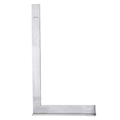 Precision Steel Square Set - ExcLent 400X230Mm Machinist Square 90º Right