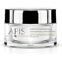 Anti-Acne Cream – Face Mask – Antibacterial Treatment – Moisturiser with Green Tea 50ml