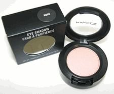 Mac Eye Shadow Hush (Cream Shade With Shimmer Glitter)