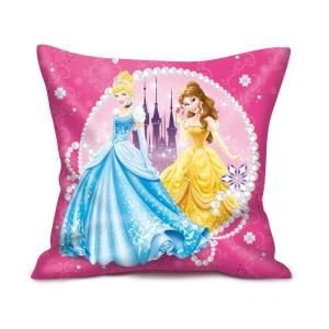 Disney Prinzessin Kissen (2 Motive) [35x35 cm] (Disney Prinzessin Kissen)
