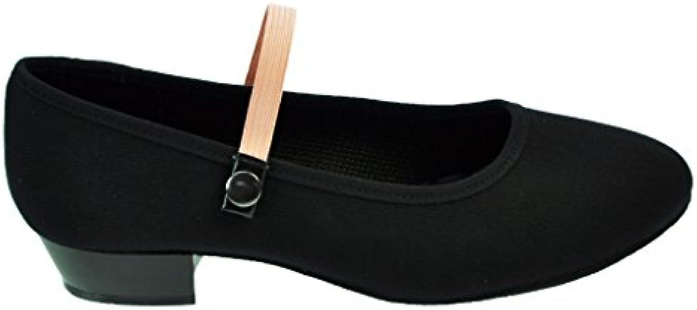 Starlite Syllabus Canvas Character Shoe, Low Heel  -