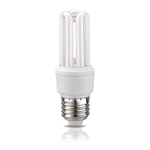 britools Lampe Kaltweiß Energiesparlampe E27, 9.0W, 6400K