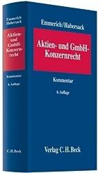 Aktien- und GmbH-Konzernrecht