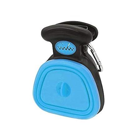Tammy Yerkes Haustiere Hunde Tragbare Pooper Scoopers Handheld Scoop Waste Poop Pick Up Reinigung mit 1 Rolle…