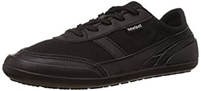 Newfeel Children All Year Walking Sneakers (Black) - 28