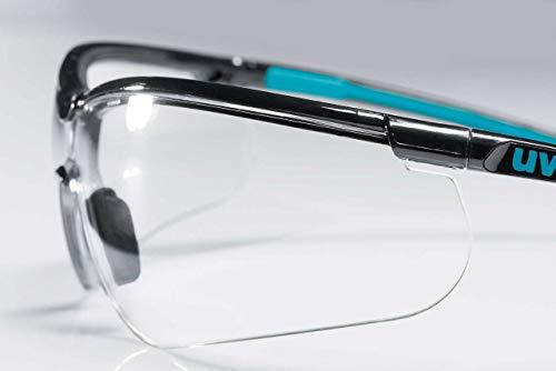 Transparente Protecci/ón laboral Uvex Sportstyle Gafas de seguridad