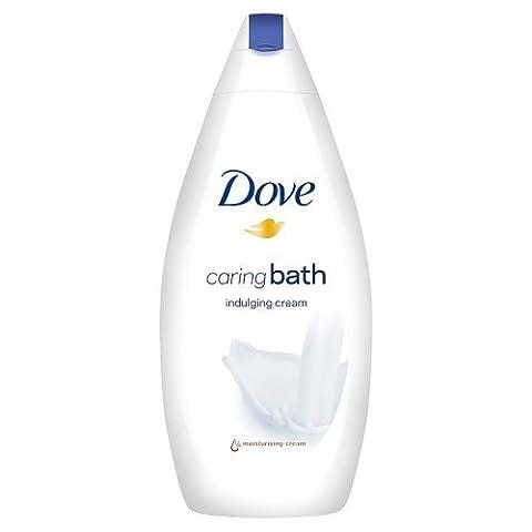 Dove Indulging Caring Bath,