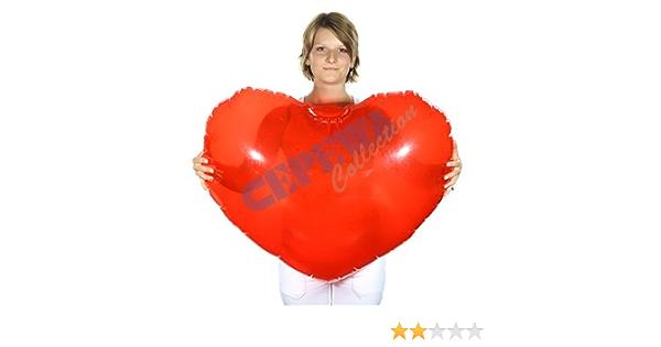 XXL aufblasbares Herz neu