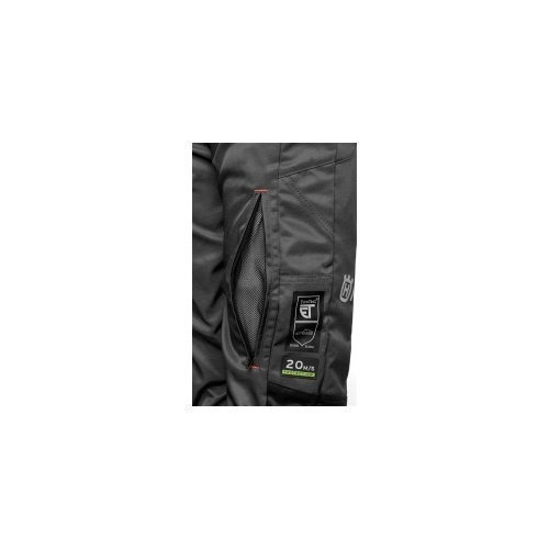 HUSQVARNA ARBORIST TREE SURGEON CLASSIC TROUSERS CHAINSAW PROTECTIVE BLACK S