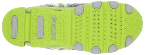 Cinza Verde Jovens canvas Limão Esportivos Calçados Geox qPwvx1ZF6x