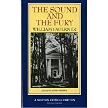 The Sound and the Fury (Norton Critical Edition) by William Faulkner (1988-03-02)