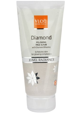 VLCC Diamond Polishing Face Scrub, 80g  available at amazon for Rs.1849