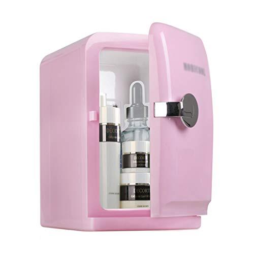 Auto-Kühlschrank Isolierter Kühlschrank Kalt-und Kleinkühlschrank Haushalts-Kosmetik-Kühlschrank Car Home Dual-Use-Kühlschrank ()