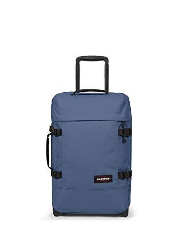 Eastpak Tranverz S, Bagaglio a Mano Unisex - Adulto, Blue (Earthy Sky), 42 liters, Taglia Unica (51 cm x 32.5 cm x 24 cm)