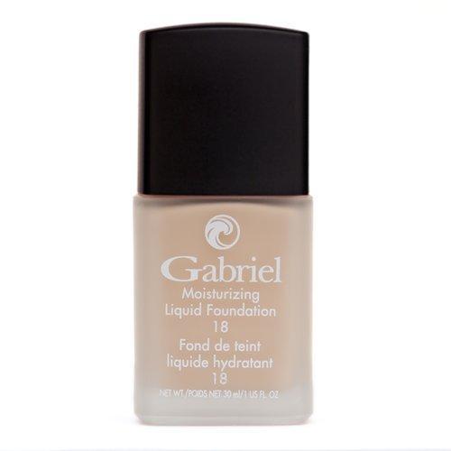 Foundation Liquid Warm Beige By Gabriel Cosmetics by Gabriel Cosmetics