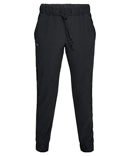 Under Armour Damen Storm Woven Pant Hose, Black, XL (Storm Hose-xl Armour Under)