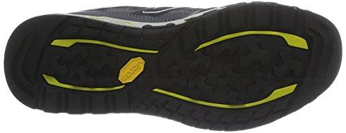 Millet Trident Rock, Chaussures de Randonnée Basses Homme Noir (7162 Black)
