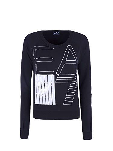 Emporio Armani Ea7 6ZTM07 TJ39Z Sweatshirt Frauen Blau M