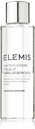 ELEMIS White Flowers Eye & Lip Make-Up Remover - Bi-Phase Eye Make-Up Remover, 125ml