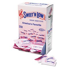 office-snax-sweetn-low-400-packets-per-box-50150