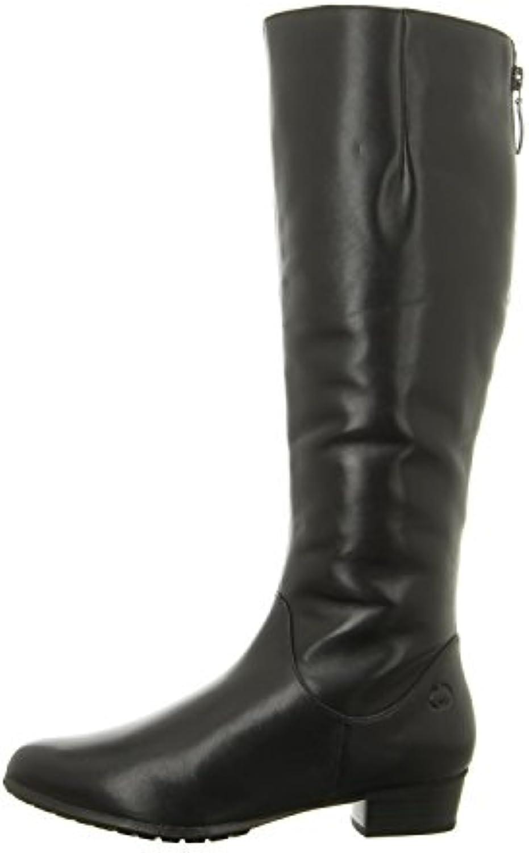 GERRY WEBER Damen Stiefel G82205PL24/100 Schwarz 360215