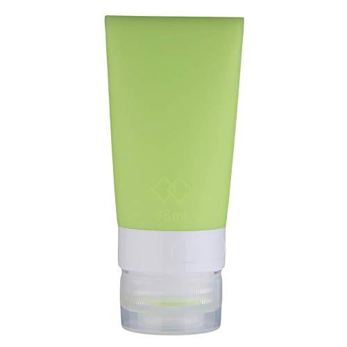 38ml Toilettenartikel nachfüllbar Flaschen Reisen leere Flasche Creme Lotion Kosmetik Tuben Parfüm Container Abdichtung entwickelt neue Hot - Green - Body-lotion-flasche
