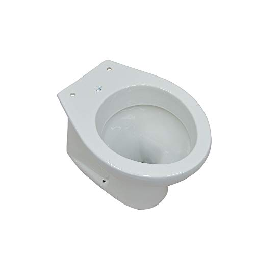 Ideal Standard Eurovit Stand-Tiefspül-WC, Abgang innen senkrecht, weiss, V315001 -
