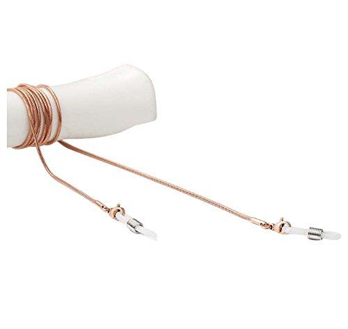 Handgefertigte Glas Schlüsselband Metallkette Schutzbrille/Dekoration, ich
