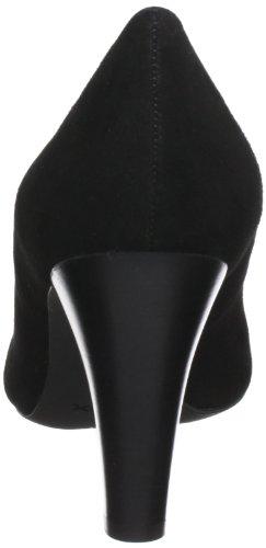 Geox D Mariec H E D32T6E21C9999, Escarpins femme Noir (Black)