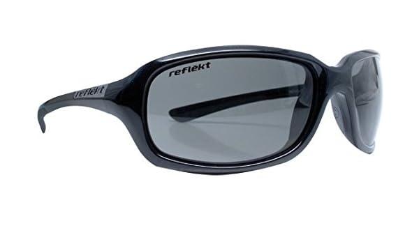041b6872370 Reflekt Polarized Reflekt 205 417 600 Legacy Sunglasses -Midnight Core  Polarized Grey  Amazon.co.uk  Clothing