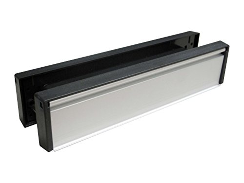 Double face UPVC 40/argenté 80x 300mm